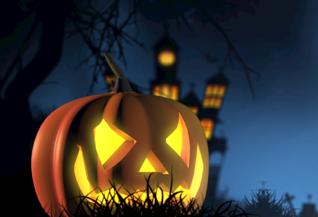 Halloween Bastel- und Filmnachmittag